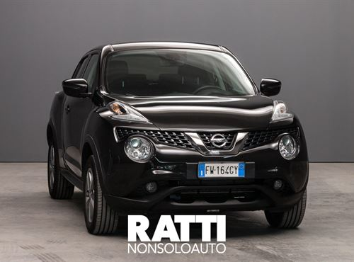 NISSAN Juke 1.6 113CV N-Connecta BLACK METALLIC cambio Manuale Benzina