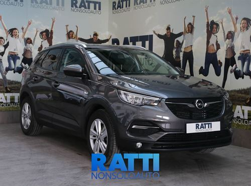OPEL Grandland X ADVANCE 1.6 120CV MT Start&Stop  G40 GRIS PLATINUM cambio Manuale Diesel Aziendale station wagon 5 porte 5 posti EURO 6