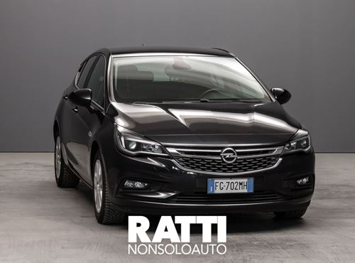 OPEL  Astra  1.6 cdti 110CV Business Premium CARBON FLASH METALLIZZATO cambio Manuale Diesel