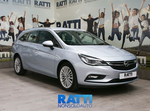 OPEL Astra ST Innovation 1.6 MDE 136CV  Magnetic Silver  cambio Manuale Diesel Aziendale station wagon 5 porte 5 posti EURO 6