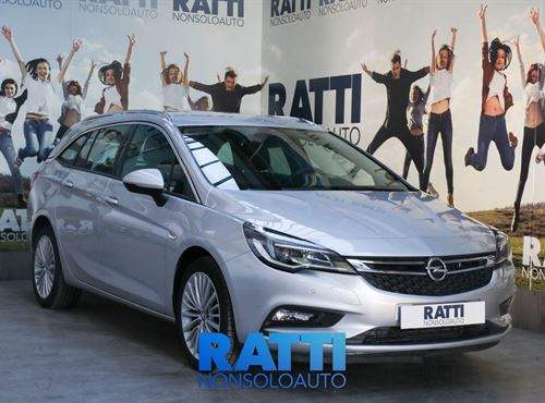 OPEL ASTRA ST INNOVATION 1.6MDE 136CV AT6 Sovereign Silver cambio Automatico Diesel Aziendale station wagon 5 porte 5 posti EURO 6