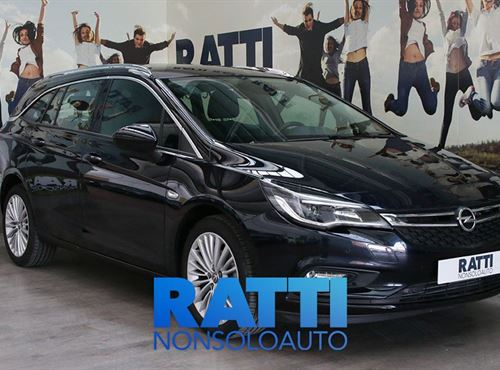 OPEL Astra ST 1.6 MDE 136CV Innovation  Darkmoon Blue  cambio Manuale Diesel Aziendale station wagon 5 porte 5 posti EURO 6