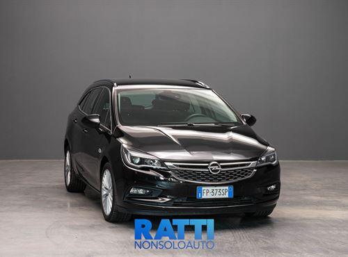 OPEL Astra 1.6 CDTi 136CV  Sports Tourer Innovation Nero cambio Manuale Diesel Aziendale station wagon 5 porte 5 posti EURO 6