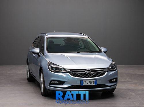 OPEL Astra ST CDTi 1.6 136CV aut. Innovation MAGNETIC SILVER cambio Automatico Diesel Aziendale station wagon 5 porte 5 posti EURO 6