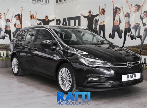 OPEL Astra ST Innovation 1.6 MDE 136CV Black Meet Kettle  cambio Manuale Diesel Aziendale station wagon 5 porte 5 posti EURO 6