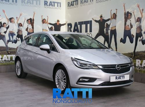 OPEL Astra 1.6 MDE 110CV  Innovation  Sovereign Silver  cambio Manuale Diesel Aziendale berlina due volumi 5 porte 5 posti EURO 6