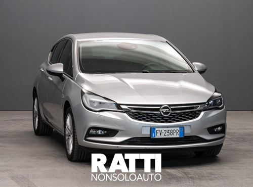 OPEL Astra 5P 1.4 125CV INNOVATION SOVEREIGN SILVER cambio Manuale Benzina