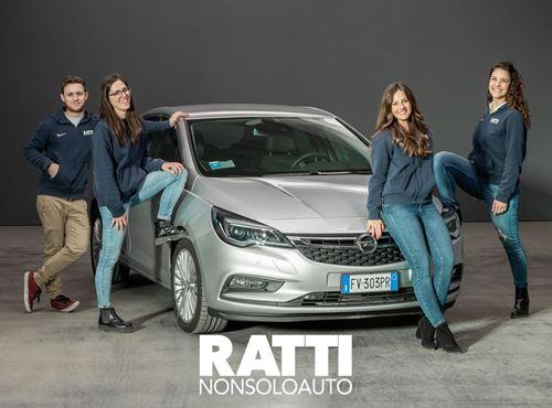 OPEL Astra 5P 1.4 125CV INNOVATION SOVEREIGN SILVER cambio Manuale Benzina