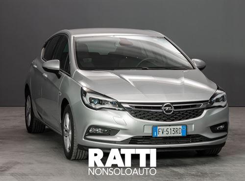 OPEL Astra 5P 1.4 125CV S&S DYNAMIC SOVEREIGN SILVER cambio Manuale Benzina