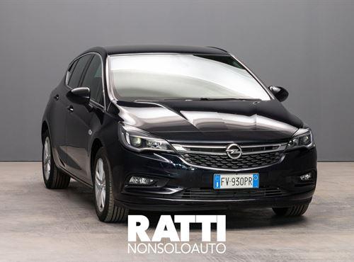OPEL Astra Turbo 1.4 125CV S&S 5P. Dynamic DARKMOON BLUE cambio Manuale Benzina