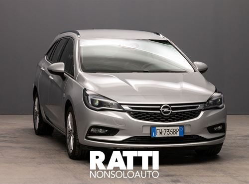 OPEL Astra ST Turbo 1.4 150CV S&S AT6 Innovation SOVEREIGN SILVER cambio Automatico Benzina