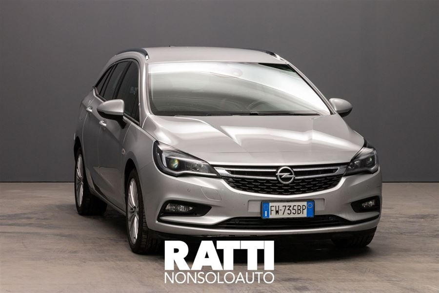 OPEL Astra ST Turbo 1.4 150CV S&S AT6 Innovation SOVEREIGN SILVER cambio Automatico Benzina Aziendale station wagon 5 porte 5 posti EURO 6 foto 1