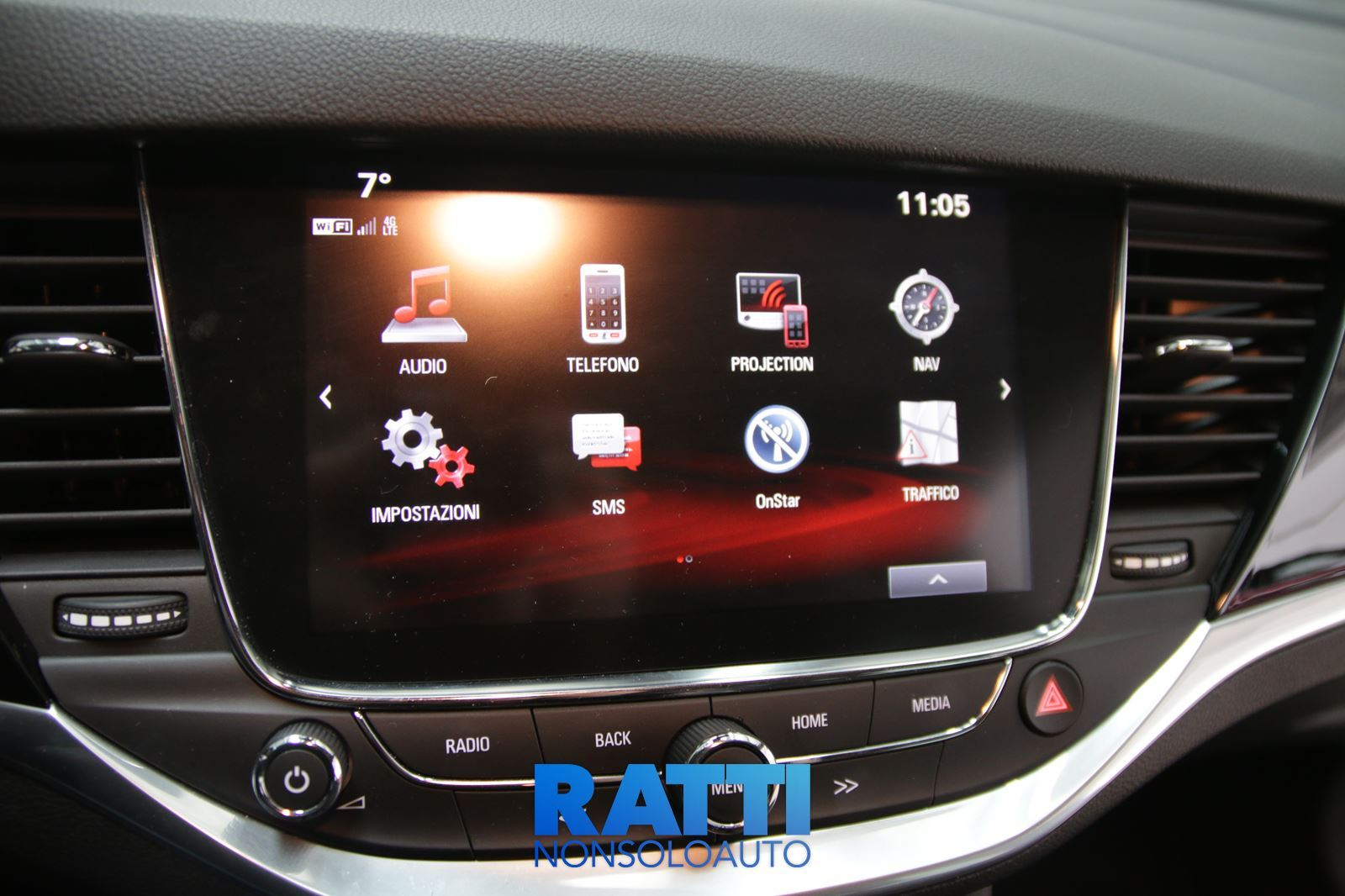 OPEL Astra 1.6 110CV Sports Tourer Innovation