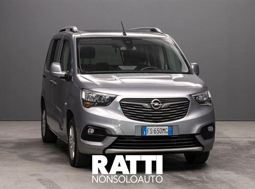 Opel Combo Life 1.5D 100CV S&S Innovation QUARTZ GREY cambio Manuale Diesel