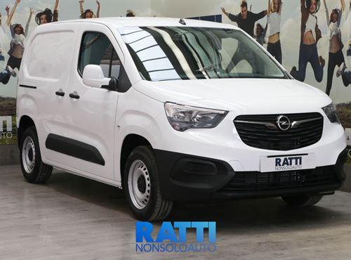 Opel Combo Enjoy Van 1.6 100CV S&S White Jade cambio Manuale Diesel Km 0 5 porte 5 posti EURO 6