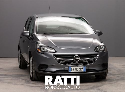 OPEL Corsa 1.4 90CV 5P. Advance SATIN STEEL GRAY cambio Manuale Benzina
