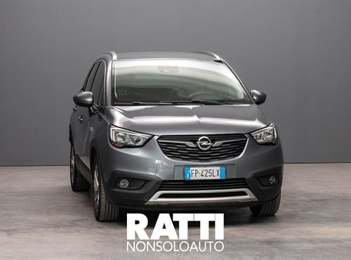 OPEL Crossland X 1.6 99CV Innovation MT SATIN STEEL GRAY cambio Manuale Diesel
