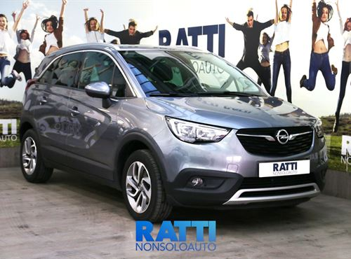 OPEL Crossland X Innovation 1.6 99CV MT  Satin Steel Gray  cambio Manuale Diesel Aziendale station wagon 5 porte 5 posti EURO 6