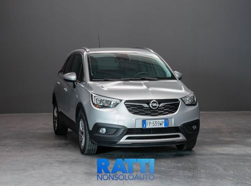 OPEL Crossland X 1.6 99CV Innovation MT SOVEREIGN SILVER cambio Manuale Diesel Aziendale station wagon 5 porte 5 posti EURO 6