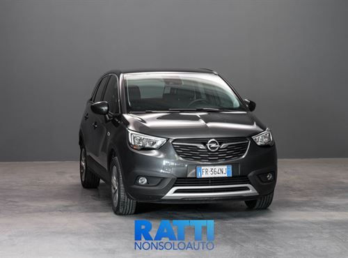 OPEL Crossland X 1.2 110CV Innovation MT SON OF A GUN GRAY cambio Manuale Benzina Aziendale station wagon 5 porte 5 posti EURO 6