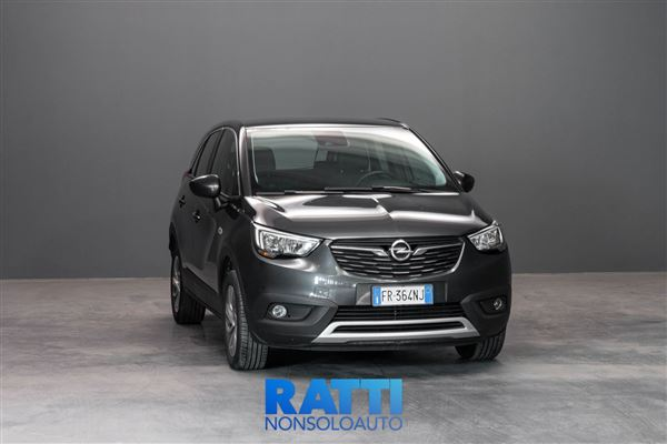 OPEL Crossland X 1.2 110CV Innovation MT SON OF A GUN GRAY cambio Manuale Benzina Aziendale station wagon 5 porte 5 posti EURO 6 foto 1