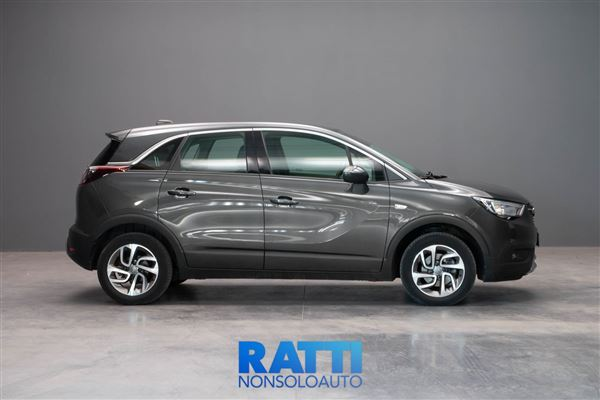OPEL Crossland X 1.2 110CV Innovation MT SON OF A GUN GRAY cambio Manuale Benzina Aziendale station wagon 5 porte 5 posti EURO 6 foto 2