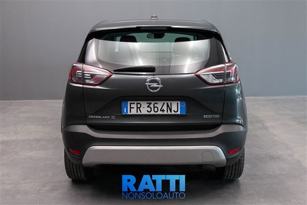 OPEL Crossland X 1.2 110CV Innovation MT SON OF A GUN GRAY cambio Manuale Benzina Aziendale station wagon 5 porte 5 posti EURO 6 foto 4