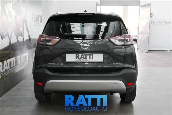 OPEL CROSSLAND X Innovation 1.2 110CV MT	 Son Of A Gun Gray cambio Manuale Benzina Aziendale station wagon 5 porte 5 posti EURO 6 foto 4