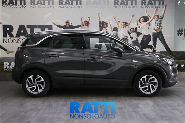 OPEL CROSSLAND X Innovation 1.2 110CV MT	 Son Of A Gun Gray cambio Manuale Benzina Aziendale station wagon 5 porte 5 posti EURO 6 foto 2