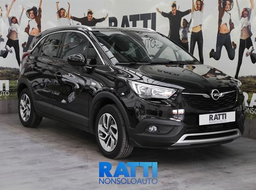 OPEL Crossland X 1.2 Turbo 12V 110 CV Innovation BLACK MEET KETTLE cambio Manuale Benzina Aziendale station wagon 5 porte 5 posti EURO 6