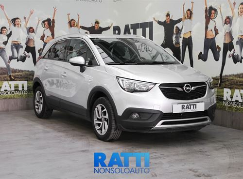 OPEL Crossland X 1.2 Turbo 110CV 12V S&S Innovation SOVEREIGN SILVER cambio Manuale Benzina Aziendale station wagon 5 porte 5 posti EURO 6