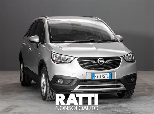 OPEL Crossland X 1.2 110CV S&S Innovation + CAMERA PACK SOVEREIGN SILVER cambio Manuale Benzina