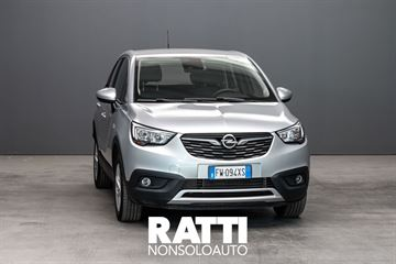 OPEL Crossland X 1.2 Turbo 12V 110 CV Innovation AUTO