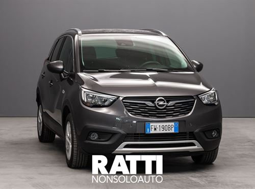 OPEL Crossland X 1.2 Turbo 12V 110CV Innovation + CAMERA PACK  Grigio Platinum cambio Manuale Benzina