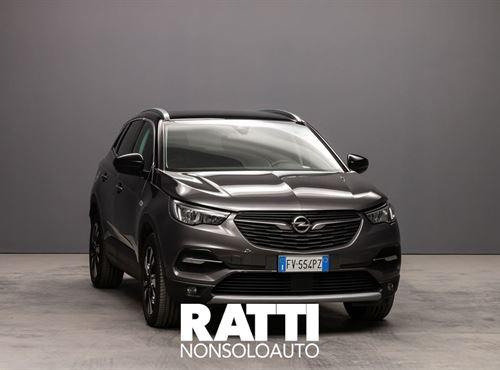 OPEL Grandland X 1.5 Ecotec 130CV S&S AT8 Innovation Grigio Platinum  cambio Automatico Diesel