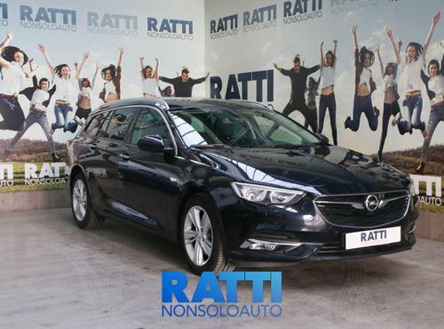OPEL Insignia ST CDTI 1.6 136CV S&S aut. Innovation DARKMOON BLUE MET cambio Automatico Diesel
