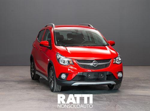 OPEL Karl Rocks 1.0 73 CV Pull Me Over Red cambio Manuale Benzina Km 0 multispazio 5 porte 4 posti EURO 6