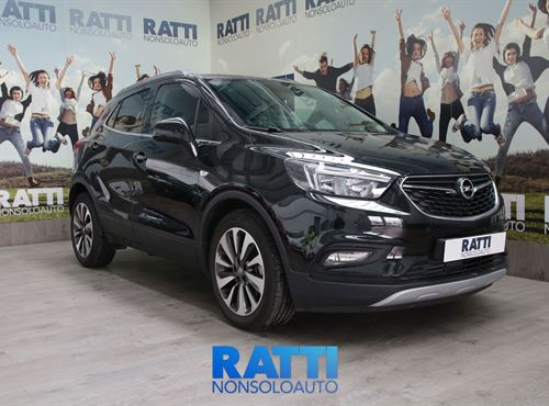 OPEL Mokka X 1.4 Turbo GPL Tech 140CV 4x2 INNOVATION BLACK MEET KETTLE cambio Manuale GPL Aziendale station wagon 5 porte 5 posti EURO 6