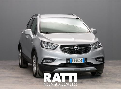 OPEL Mokka X 1.4 140CV Innovation MT SOVEREIGN SILVER cambio Manuale Benzina