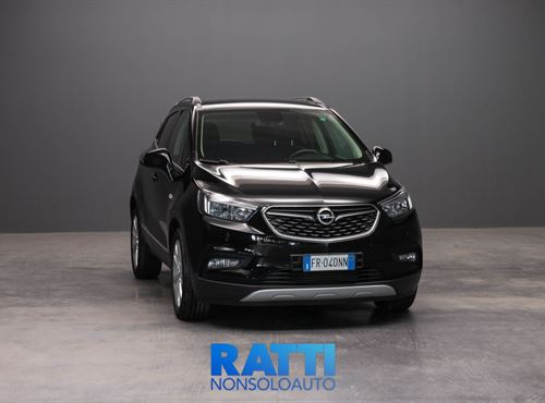 OPEL Mokka X 1.4 140CV Innovation MT  BLACK MEET KETTLE cambio Manuale Benzina Aziendale station wagon 5 porte 5 posti EURO 6