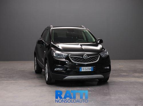 OPEL Mokka X 1.4 140CV Innovation MT  BLACK MEET KETTLE cambio Manuale Benzina Aziendale station wagon 5 porte 5 posti EURO 6