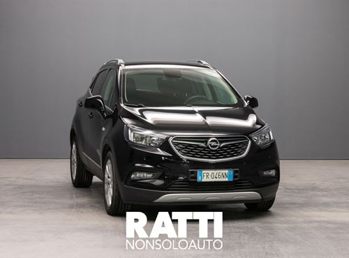 OPEL Mokka X 1.4 140CV Innovation  BLACK MEET KETTLE cambio Manuale GPL Aziendale station wagon 5 porte 5 posti EURO 6