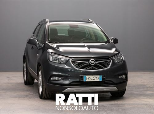 OPEL Mokka X 1.4 140CV Innovation MT SON OF A GUN GRAY cambio Manuale Benzina Aziendale station wagon 5 porte 5 posti EURO 6