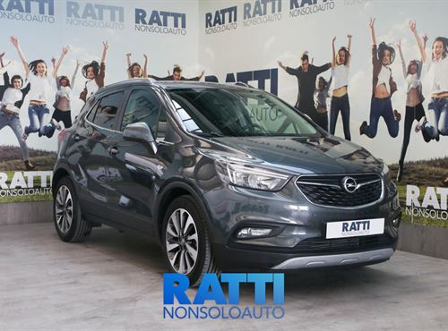 OPEL Mokka X 1.4 Turbo GPL 140CV 4x2 INNOVATION SON OF GUN GRAY cambio Manuale GPL Aziendale station wagon 5 porte 5 posti EURO 6