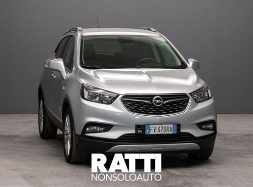 OPEL Mokka X 1.4 140CV Innovation AT  SOVEREIGN SILVER cambio Automatico Benzina