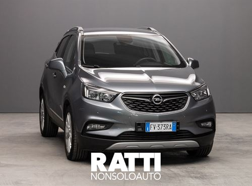 OPEL Mokka X 1.4 140CV Innovation AT SATIN STEEL GREY cambio Automatico Benzina