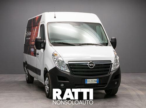 OPEL Movano 35 E6 2.3 130CV VAN Edition ARCTIC WHITE cambio Manuale Diesel Aziendale furgone 5 porte 3 posti EURO 6