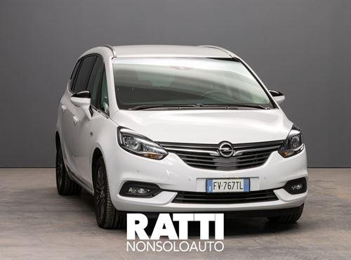 OPEL Zafira 1.6 136CV MT D New Innovation OLYMPIC WHITE cambio Manuale Diesel Aziendale multispazio 5 porte 7 posti EURO 6