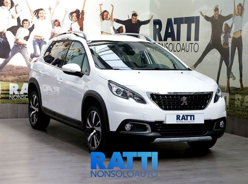Peugeot 2008 PureTech 1.2 110CV EAT6 Allure Bianco Banchisa cambio Automatico Benzina Km 0 5 porte 5 posti EURO 6
