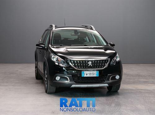 PEUGEOT 2008 BlueHDi 1.5 100CV S&S Allure NERO PERLA cambio Manuale Diesel Aziendale station wagon 5 porte 5 posti EURO 6